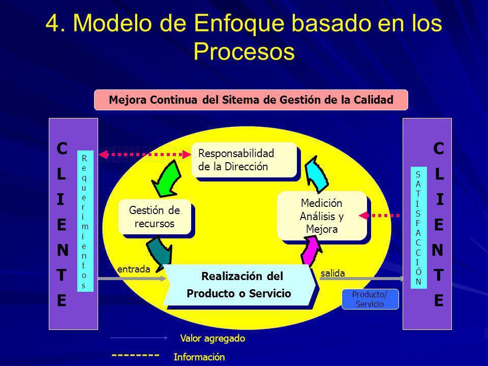 4. Modelo de Enfoque basado en los Procesos