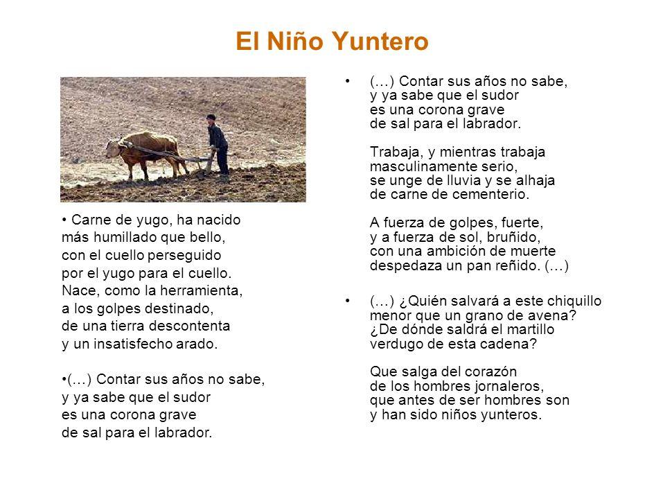 El Niño Yuntero