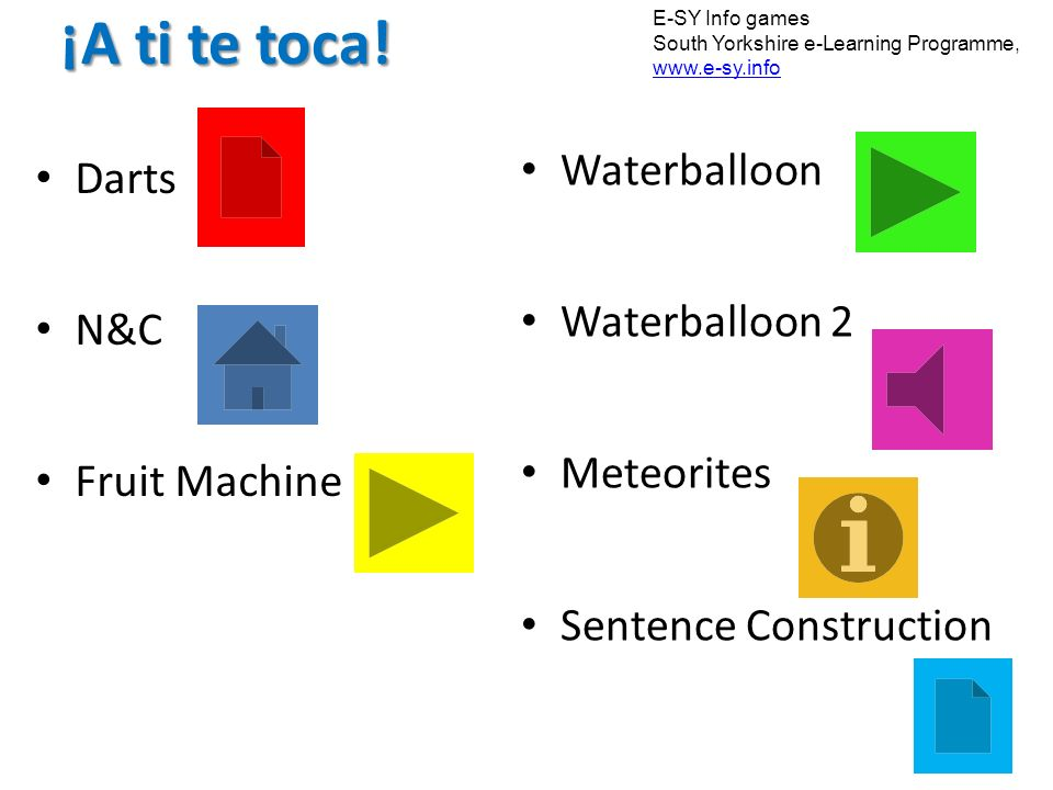 ¡A ti te toca! Waterballoon Darts Waterballoon 2 N&C Meteorites