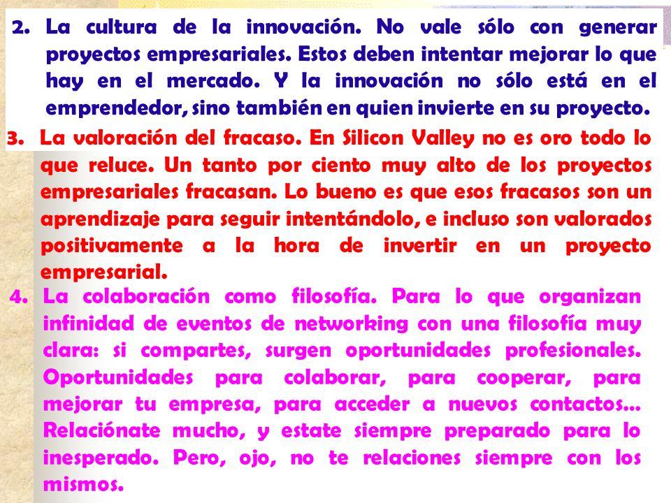 2. La cultura de la innovación