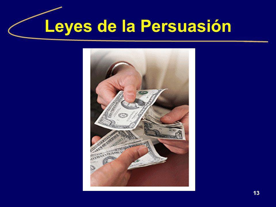 Leyes de la Persuasión