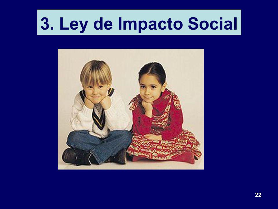 3. Ley de Impacto Social