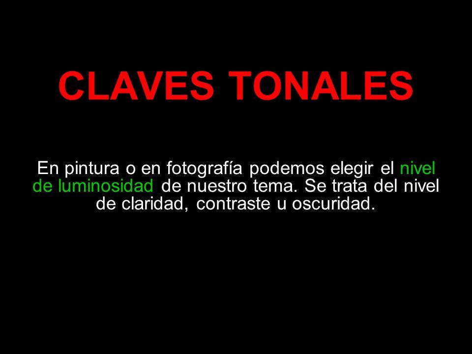 CLAVES TONALES