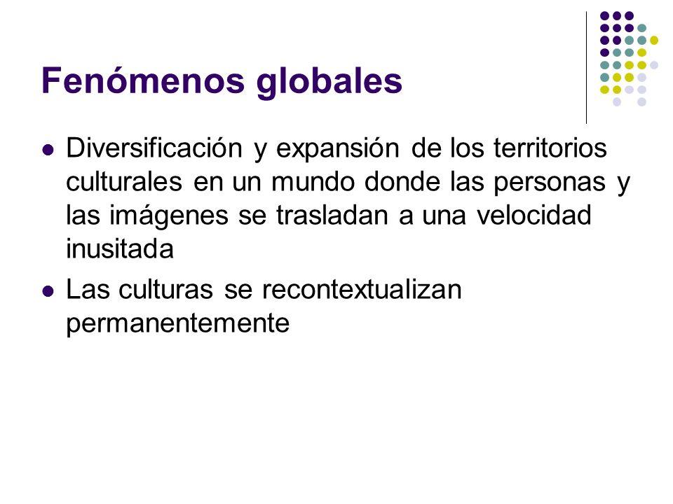 Fenómenos globales