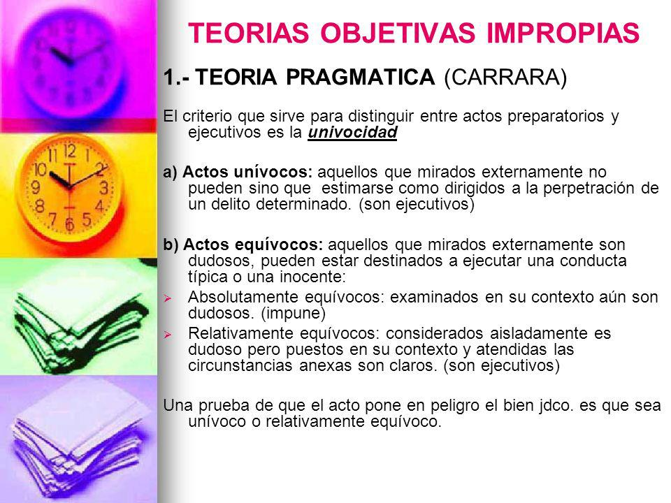1.- TEORIA PRAGMATICA (CARRARA)