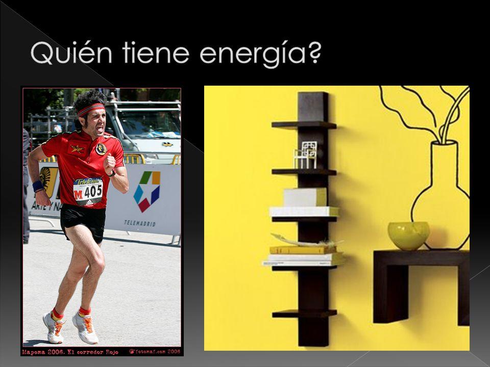 Quién tiene energía