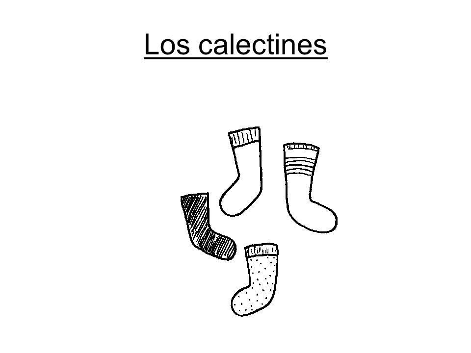 Los calectines