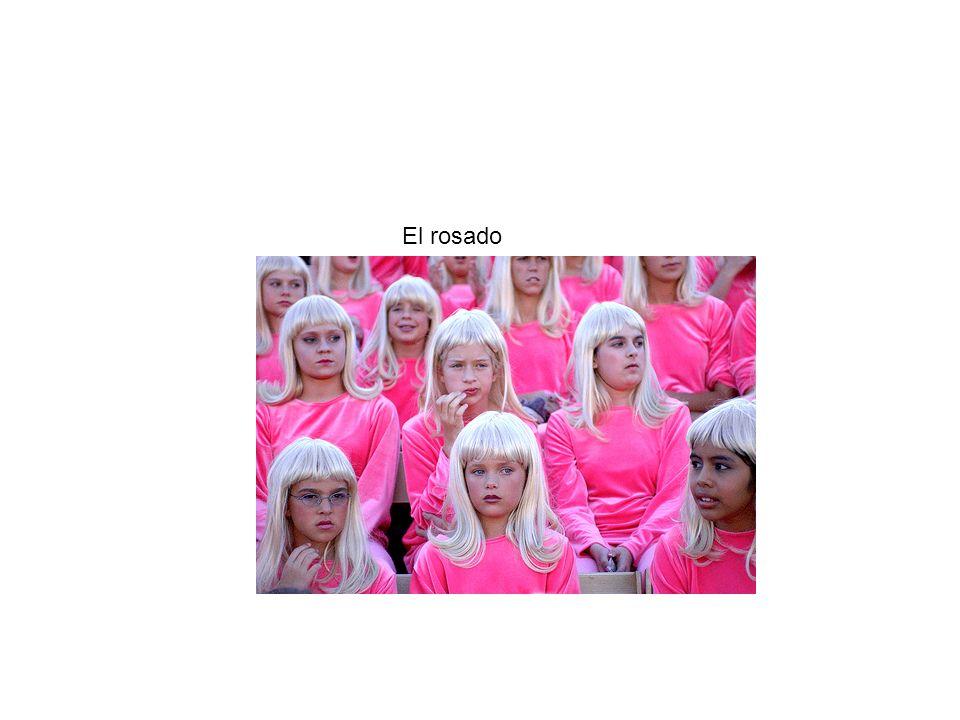 El rosado