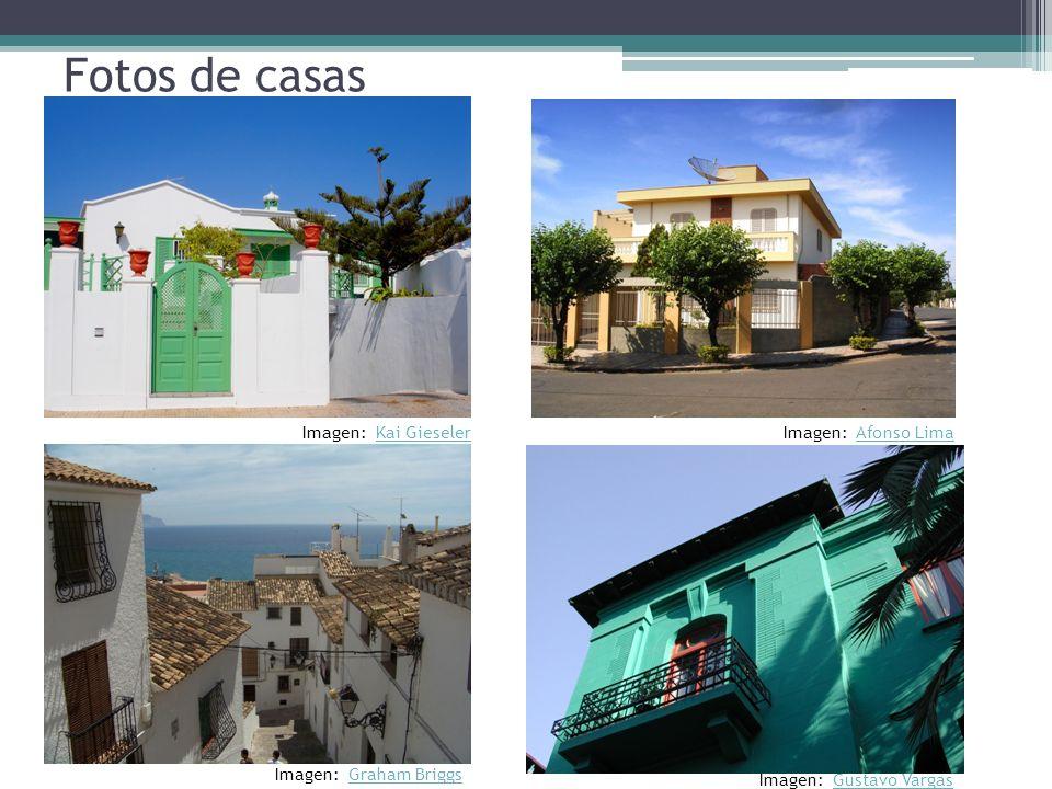 Fotos de casas Imagen: Kai Gieseler Imagen: Afonso Lima