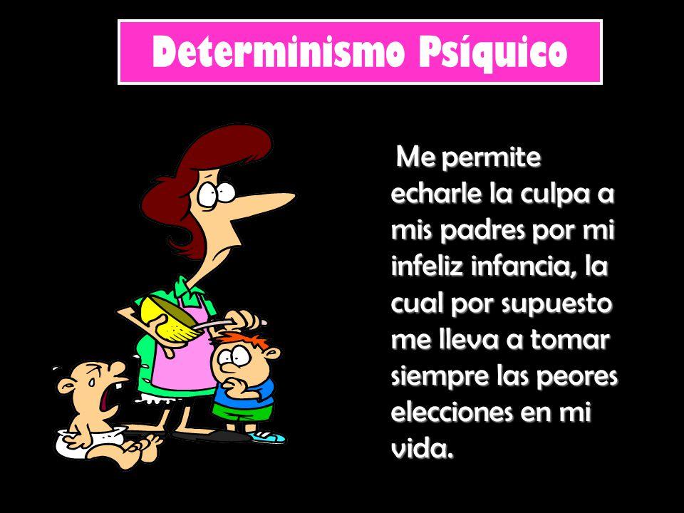 Determinismo Psíquico