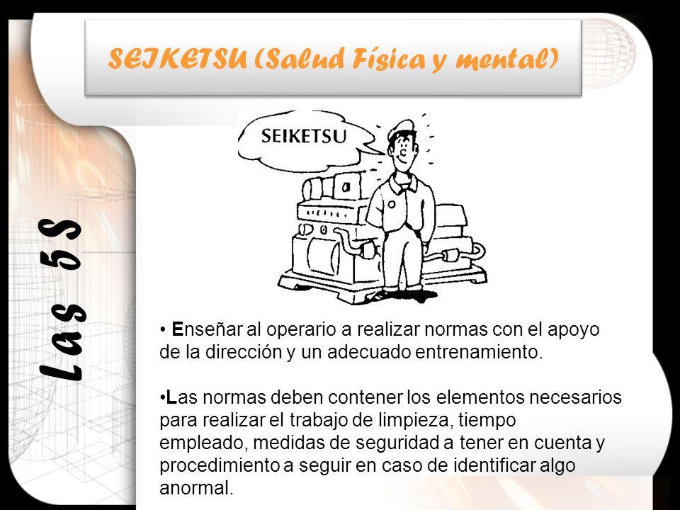 SEIKETSU (Salud Física y mental)