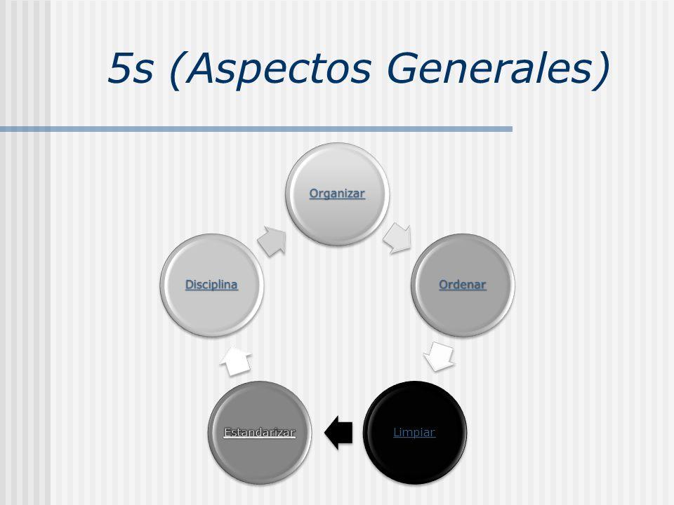 5s (Aspectos Generales)