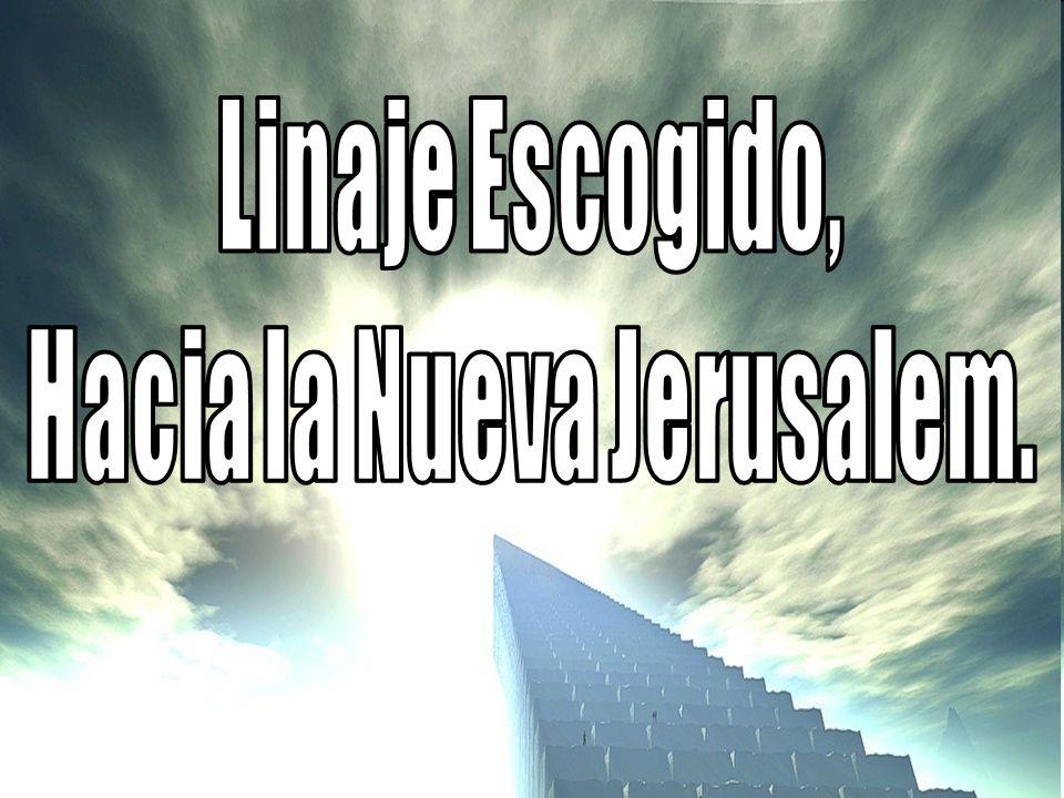 Hacia la Nueva Jerusalem.