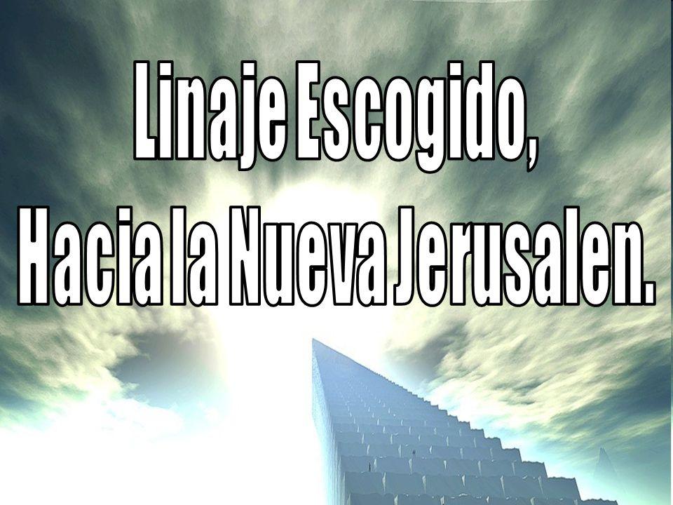 Hacia la Nueva Jerusalen.
