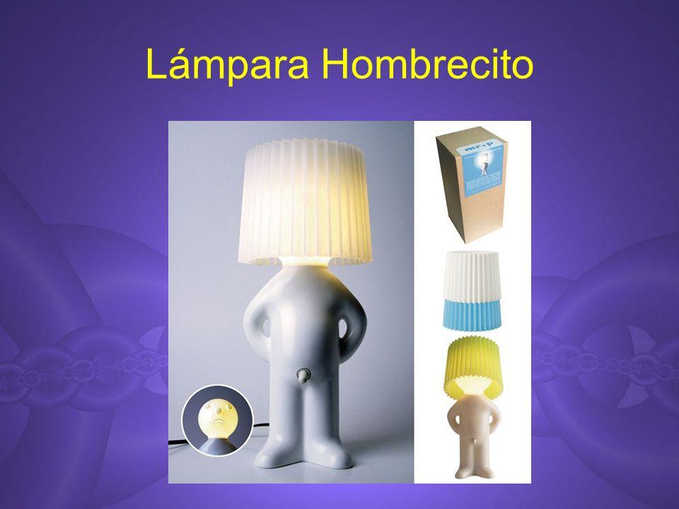 Lámpara Hombrecito