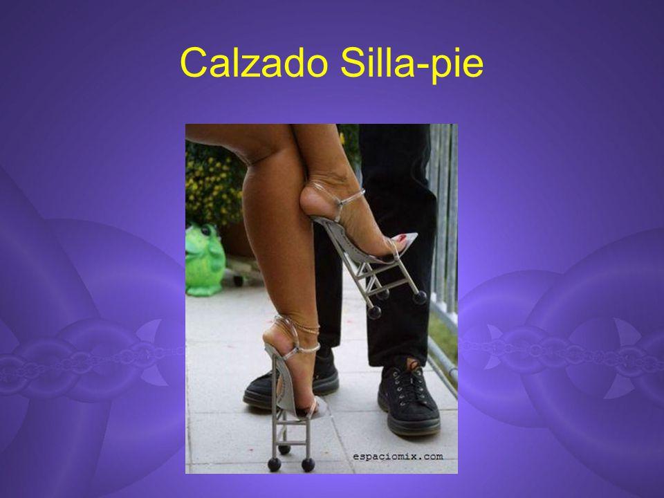 Calzado Silla-pie