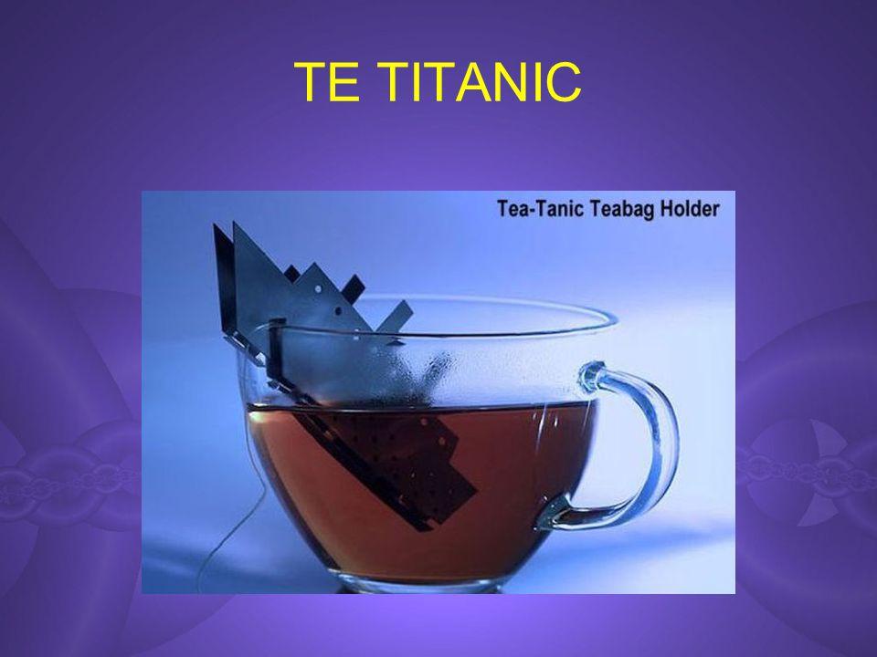 TE TITANIC