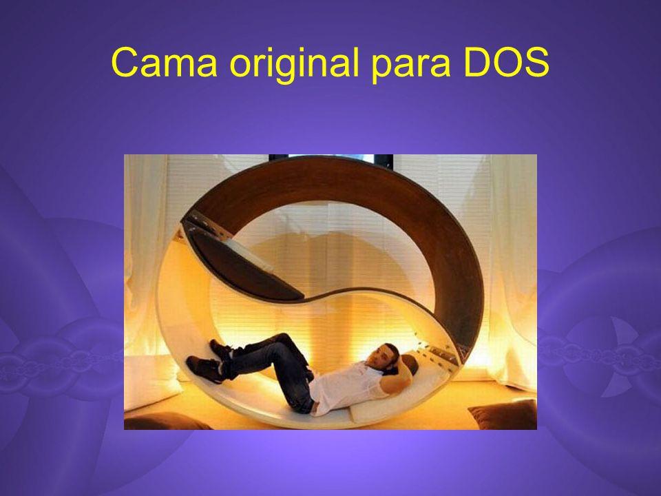 Cama original para DOS