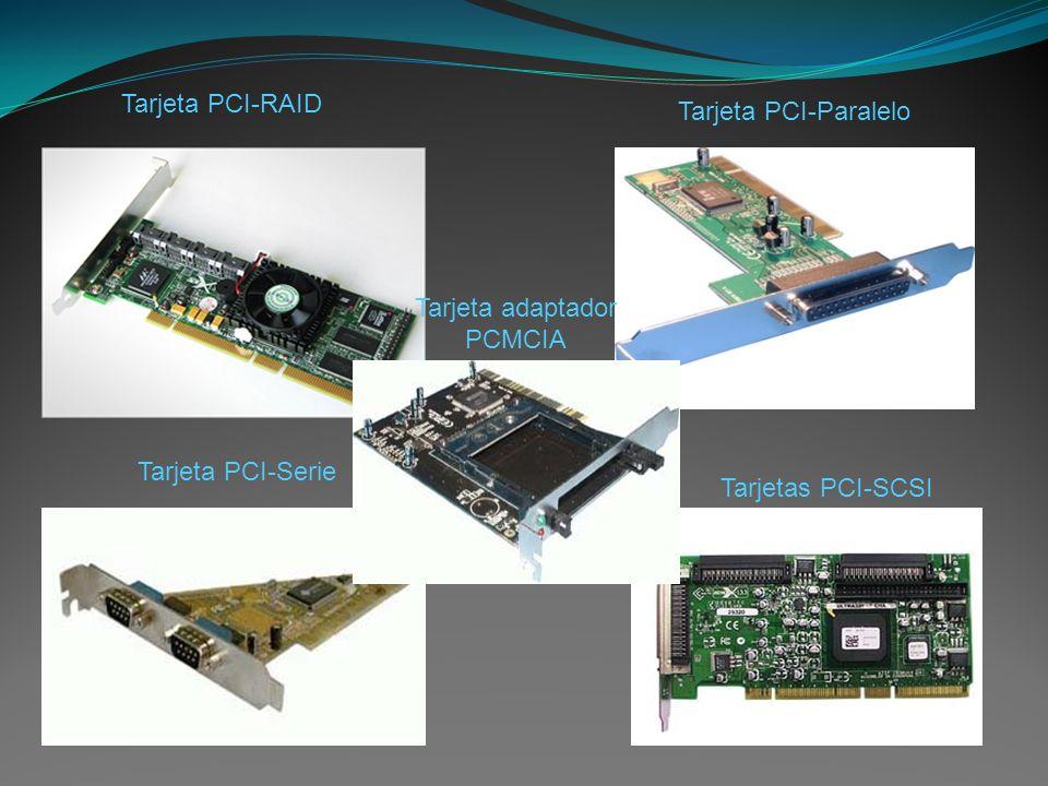 Tarjeta adaptador PCMCIA