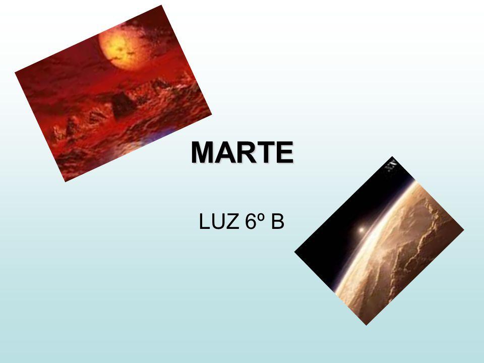 MARTE LUZ 6º B