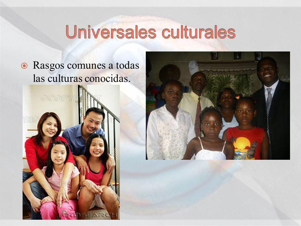 Universales culturales