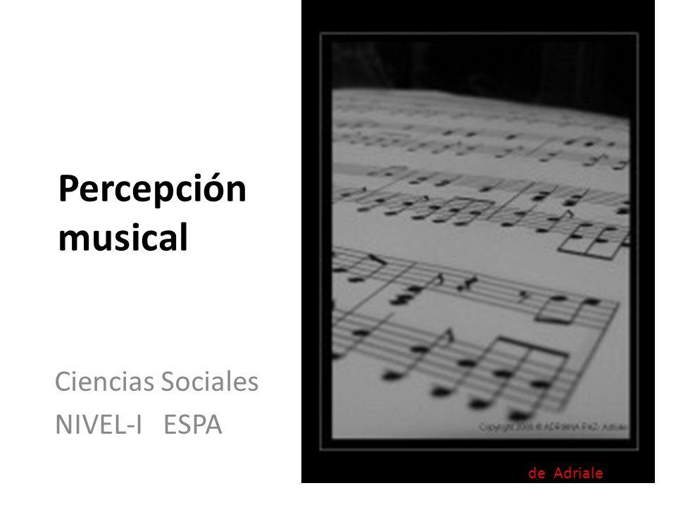 Ciencias Sociales NIVEL-I ESPA
