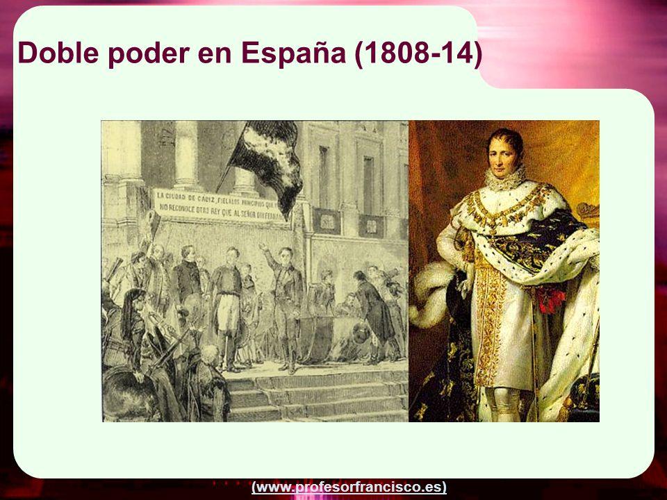 Doble poder en España (1808-14)