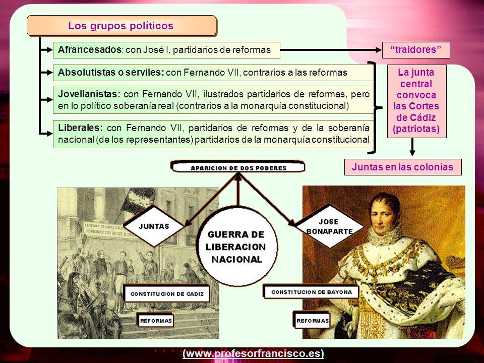 La junta central convoca las Cortes de Cádiz (patriotas)