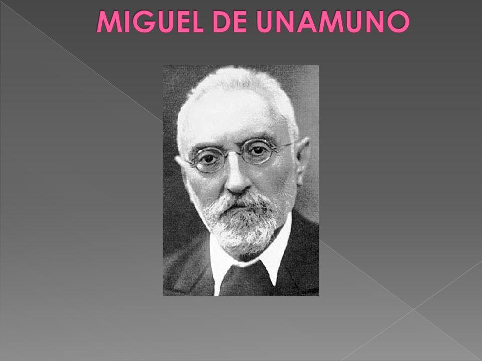 MIGUEL DE UNAMUNO 23