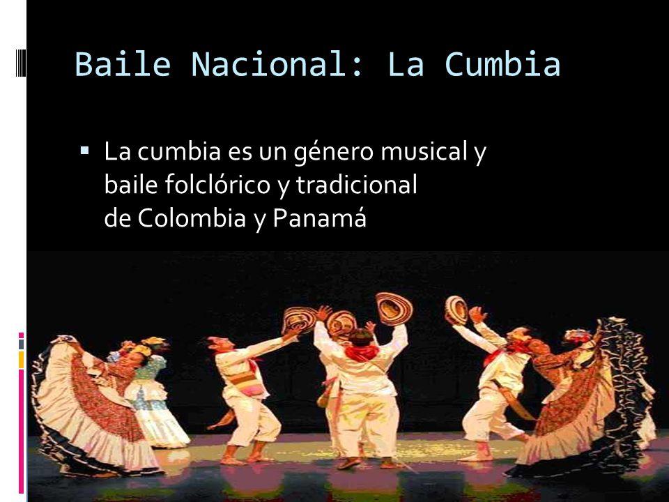 Baile Nacional: La Cumbia