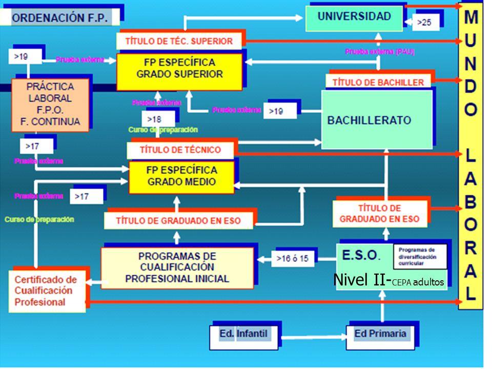 Sistema Educativo Español LOE