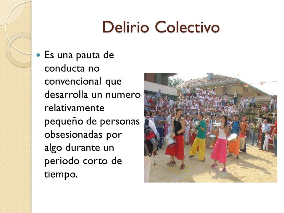 Delirio Colectivo