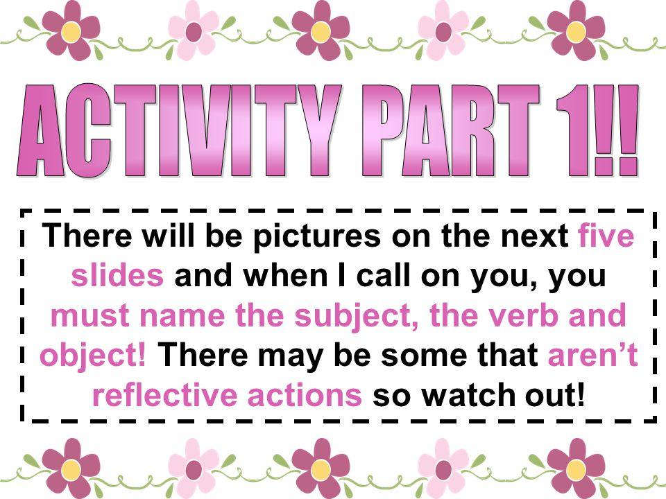 ACTIVITY PART 1!!