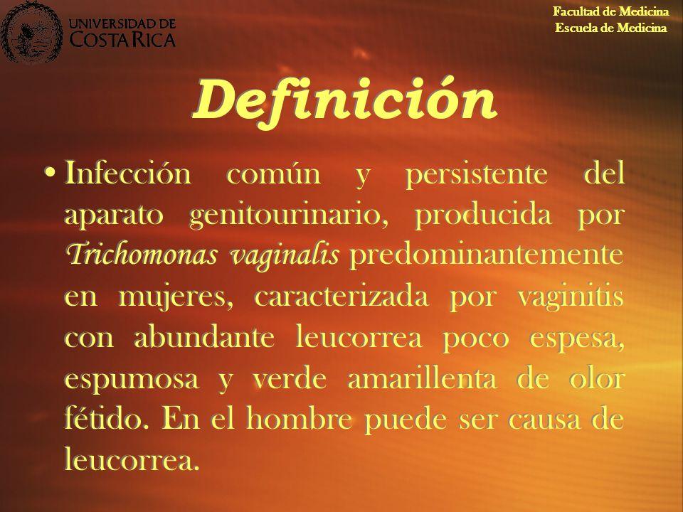 Facultad de Medicina Escuela de Medicina. Definición.