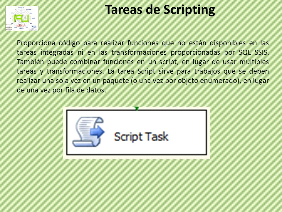 Tareas de Scripting