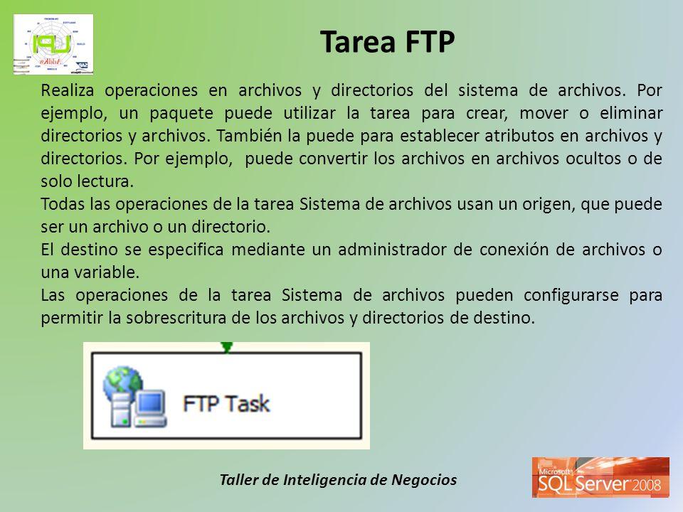 Tarea FTP