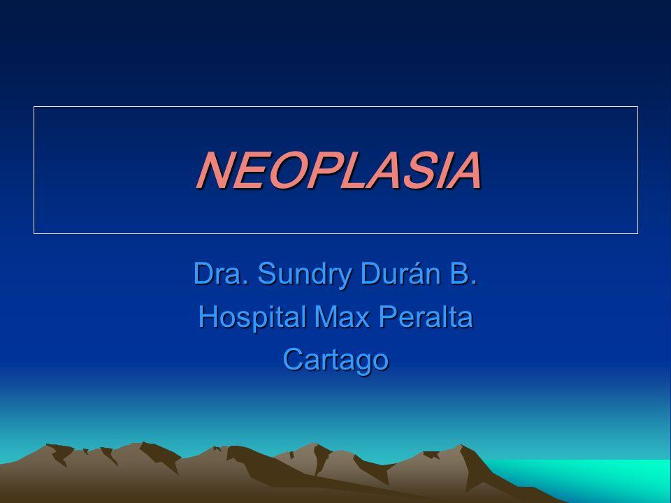 Dra. Sundry Durán B. Hospital Max Peralta Cartago