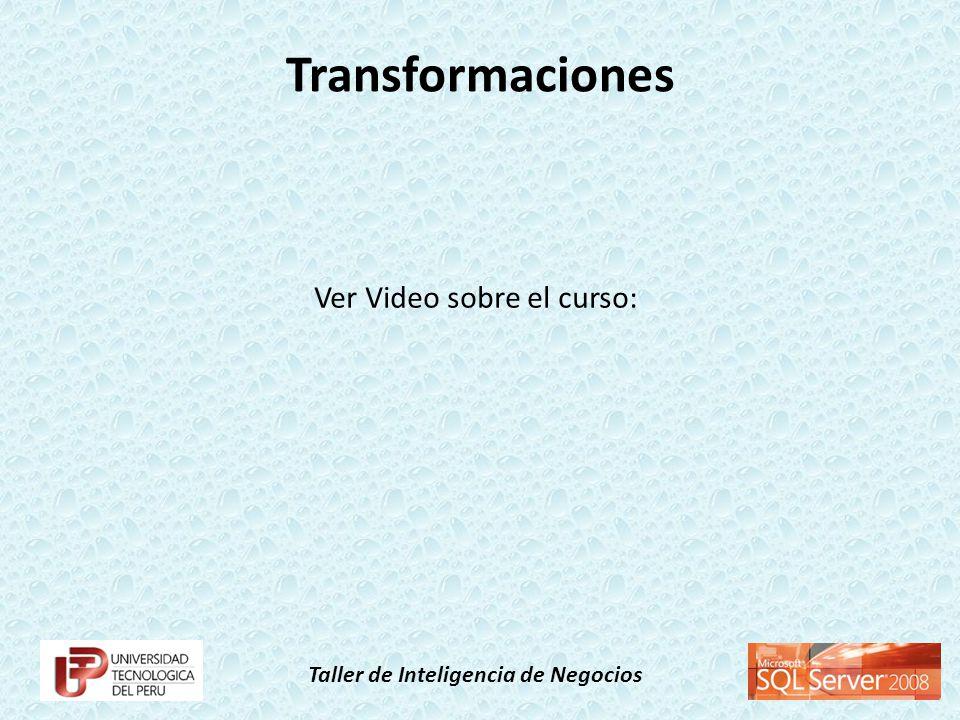 Ver Video sobre el curso: