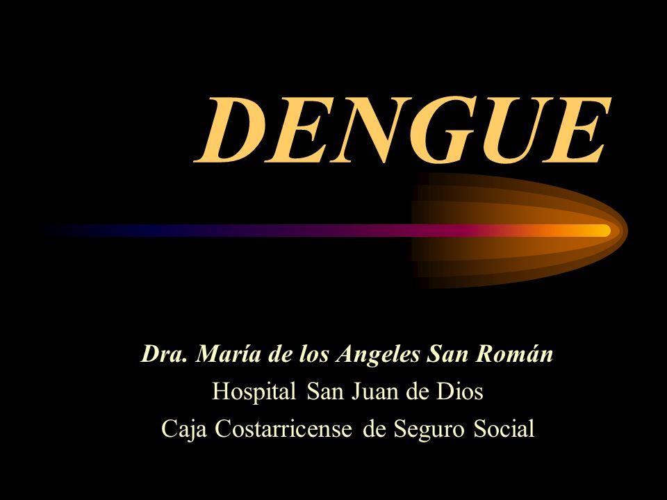 Dra. María de los Angeles San Román