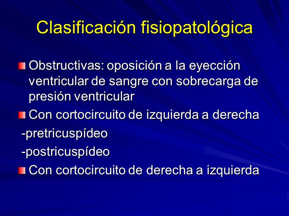 Clasificación fisiopatológica