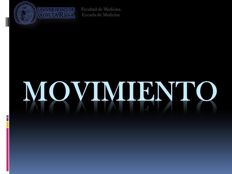 Facultad de Medicina Escuela de Medicina Movimiento 2008