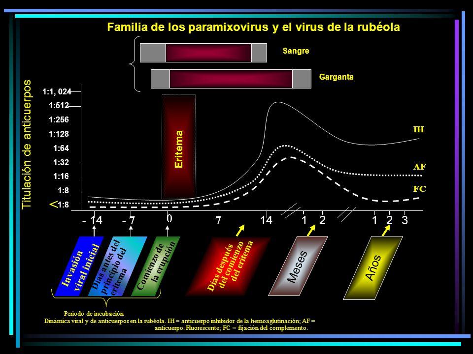 anticuerpo. Fluorescente; FC = fijación del complemento.