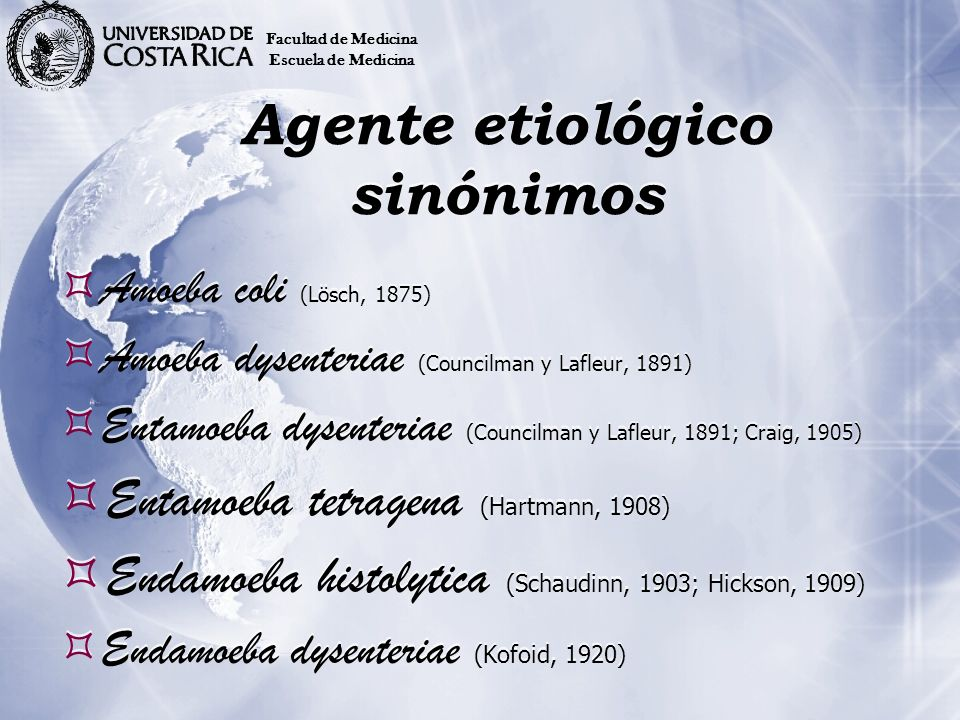 Agente etiológico sinónimos