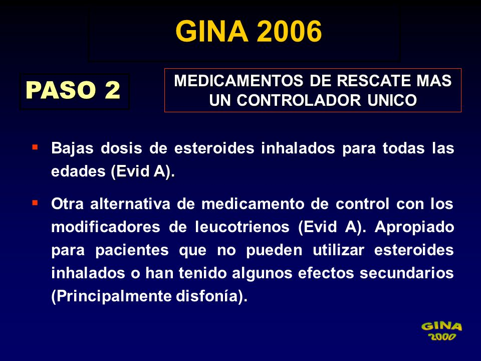 MEDICAMENTOS DE RESCATE MAS UN CONTROLADOR UNICO