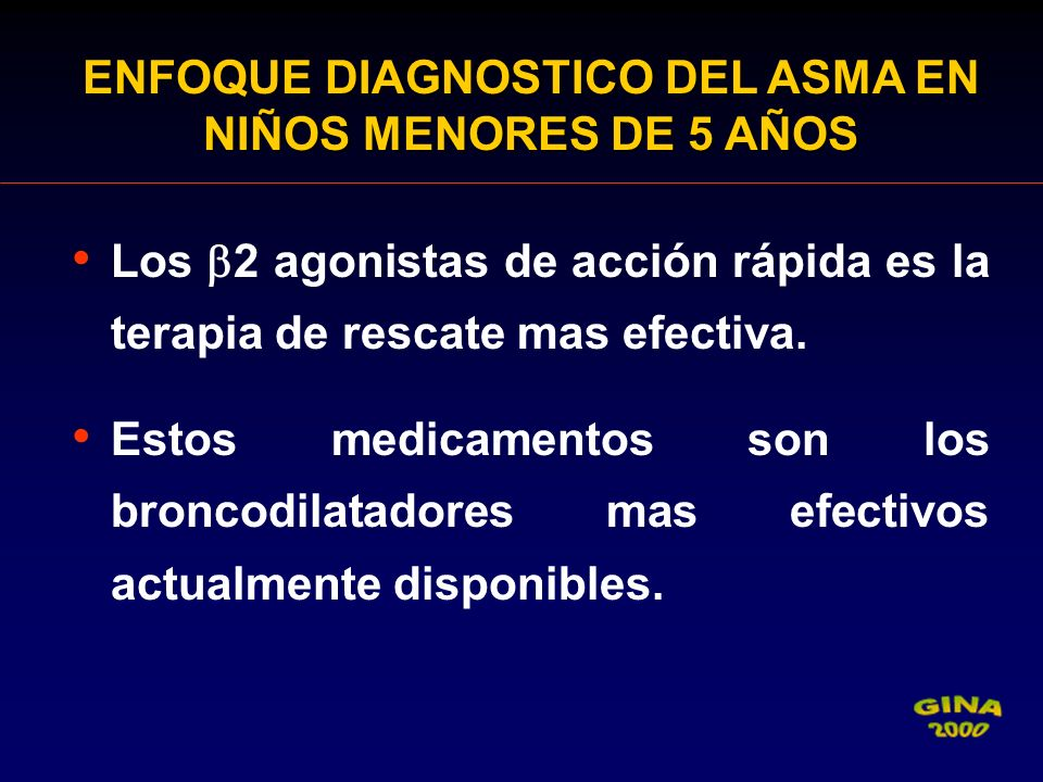 ENFOQUE DIAGNOSTICO DEL ASMA EN