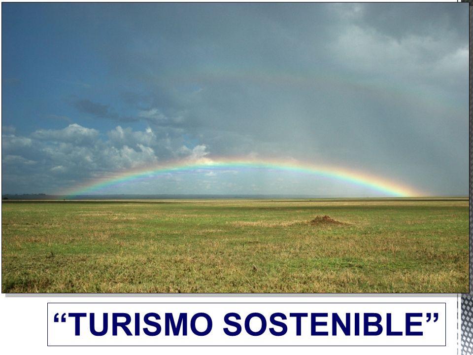 Las directrices para el desarrollo sostenible del turismo y las prácticas de gestión sostenible son aplicables a todas las formas de turismo en todos los tipos de destinos, incluidos el turismo de masas y los diversos segmentos turísticos . (OMT, 2004)