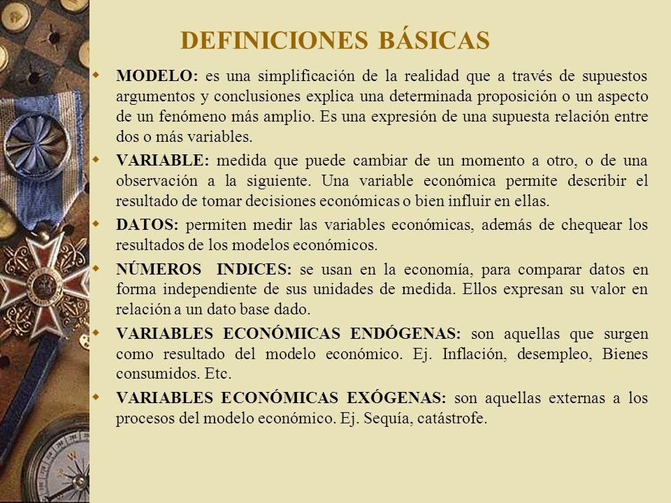 DEFINICIONES BÁSICAS