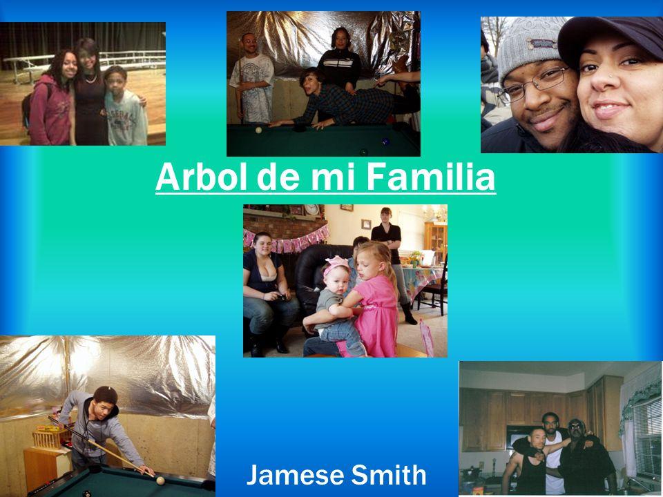 Arbol de mi Familia Jamese Smith