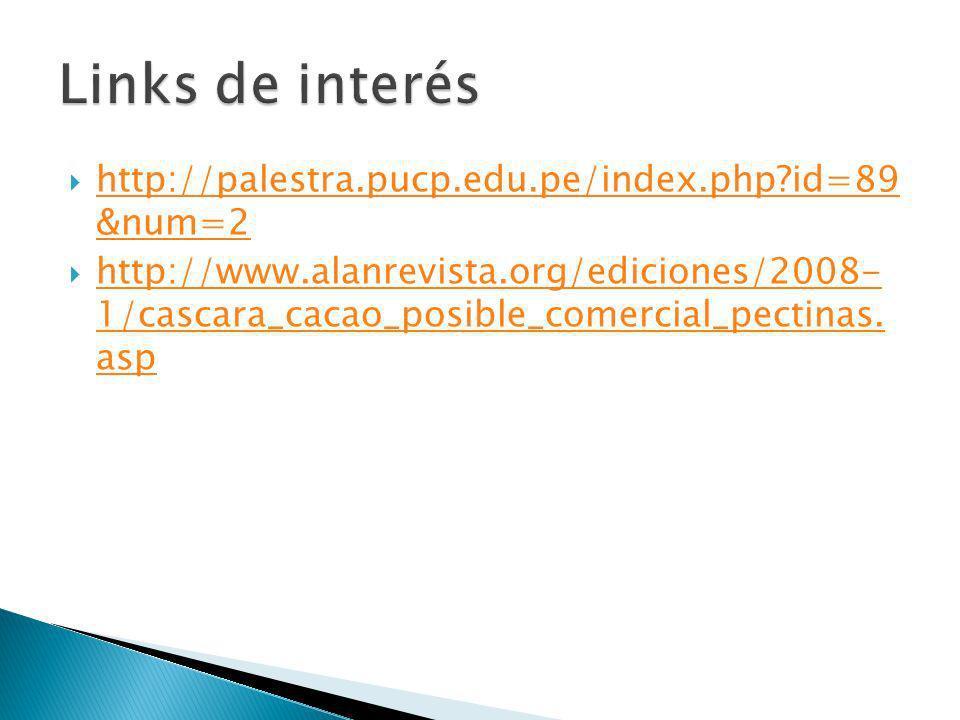 Links de interés http://palestra.pucp.edu.pe/index.php id=89 &num=2