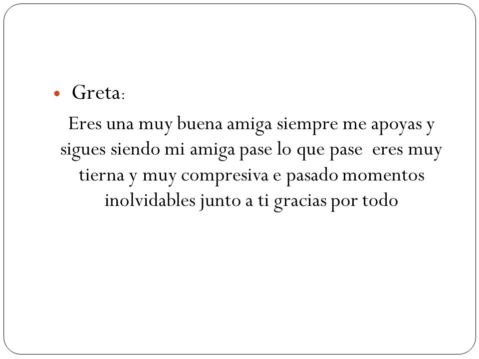 Greta: